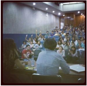 Auditorio de biblioteca UCAB
